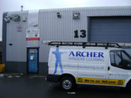Cladding cleaning in Manchester