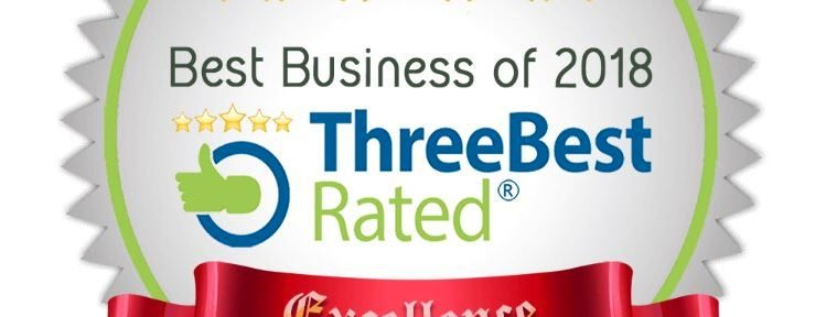Three Best Rated Award 2018