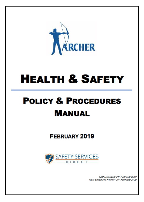 H&S Policy 2019