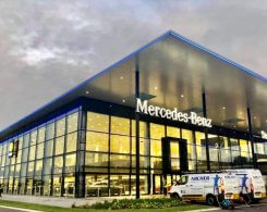 Mercedez Benz Stockport