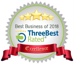 Three Best Rated Award 2018